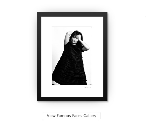 Famous Faces Gallery